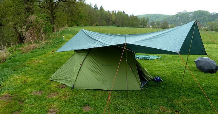 how-to-waterproof-your-tent & How To Waterproof A Tent In 3 Easy Steps - Rainy Adventures