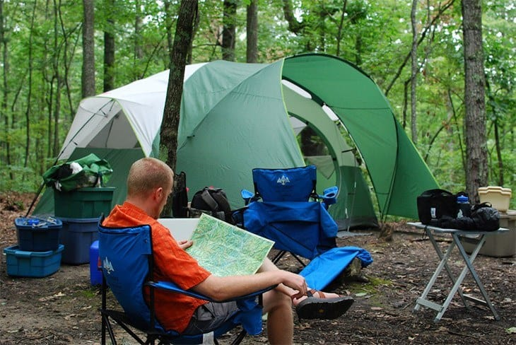 Tent and Personal Safety