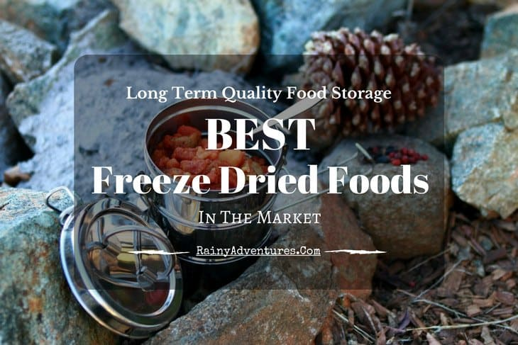 best freeze dried food & 5 Best Freeze Dried Foods In 2018 Market (Reviews u0026 Comparison)