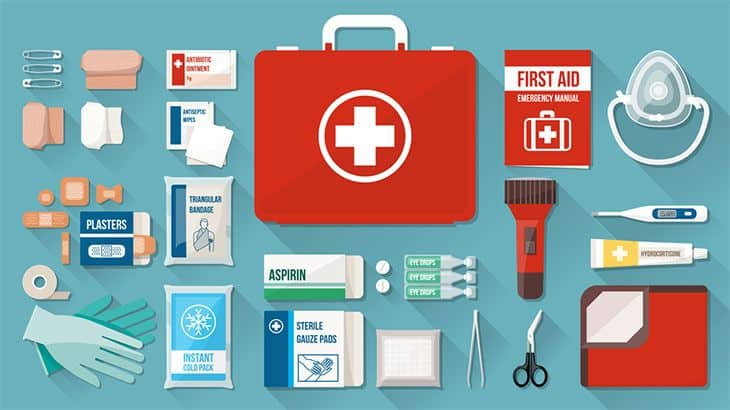 First-Aid Kit​