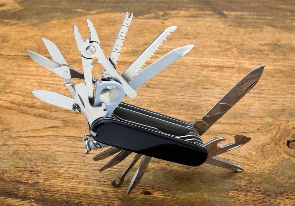 Full-size, General-purpose Tools