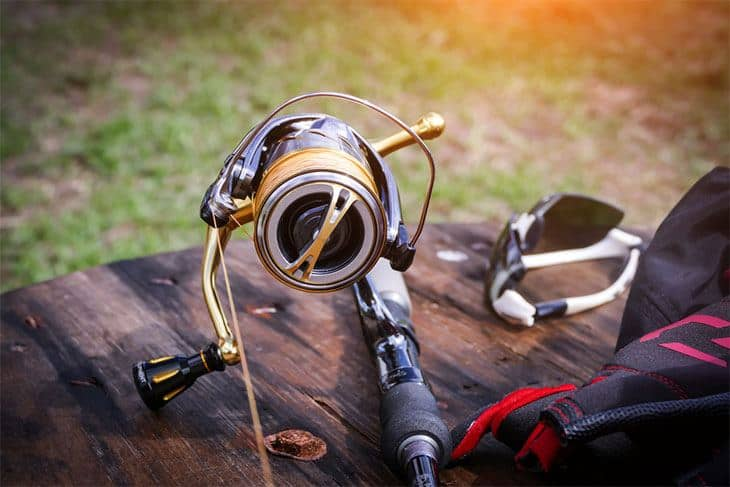 How To Put Line On A Spinning Reel - Step 7