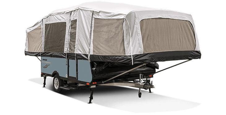 3 Livin Lite – QuickSilver Tent Campers