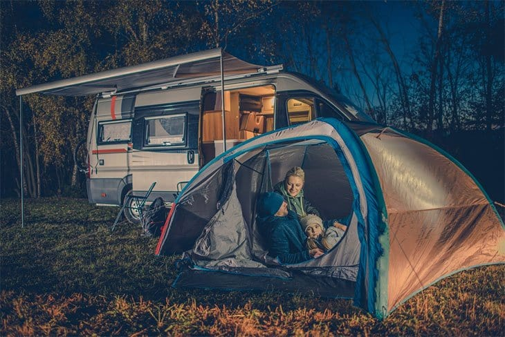 Camping That Will Not Cost An Arm And Leg​