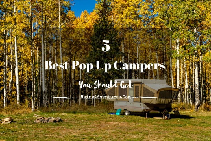 best pop up campers