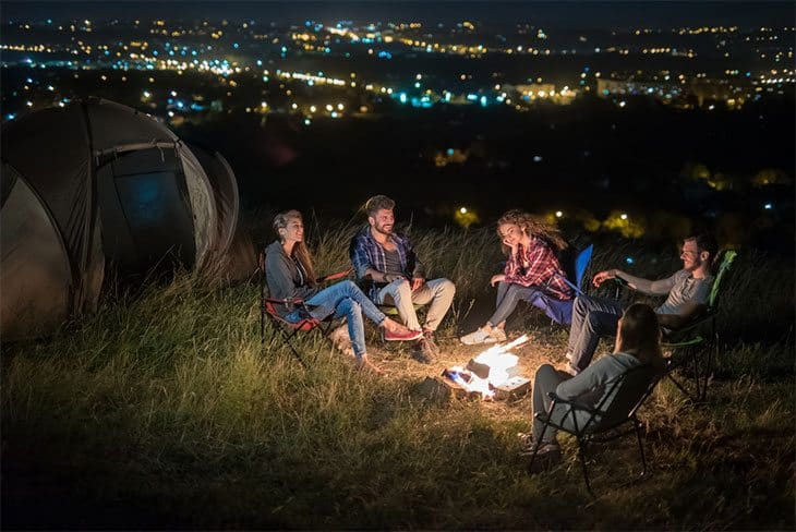 13 Very Entertaining Campfire Games For Adults Rainy Adventures