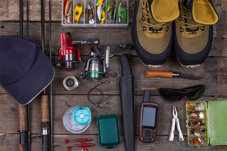 6 essential fishing gear for beginners rainy adventures for Essential fishing gear