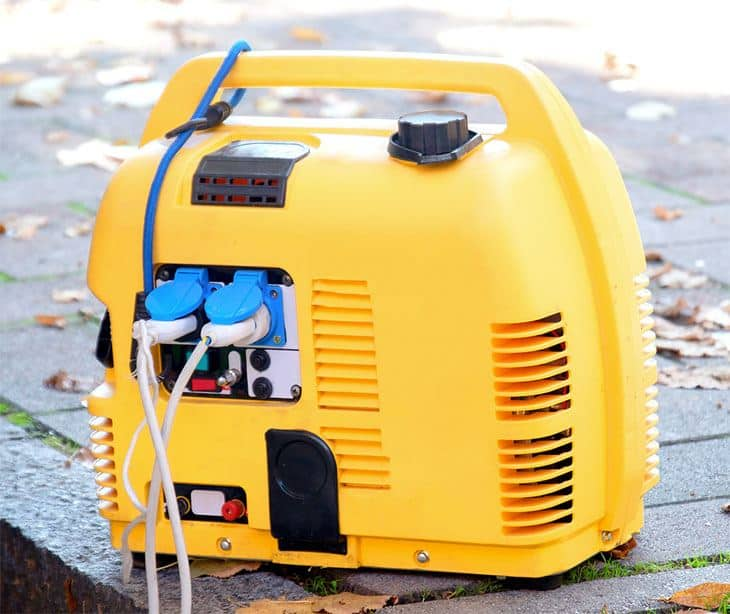 A Portable Camping Generator​