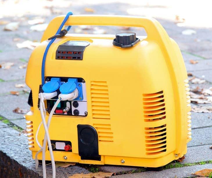 A Portable Camping Generator