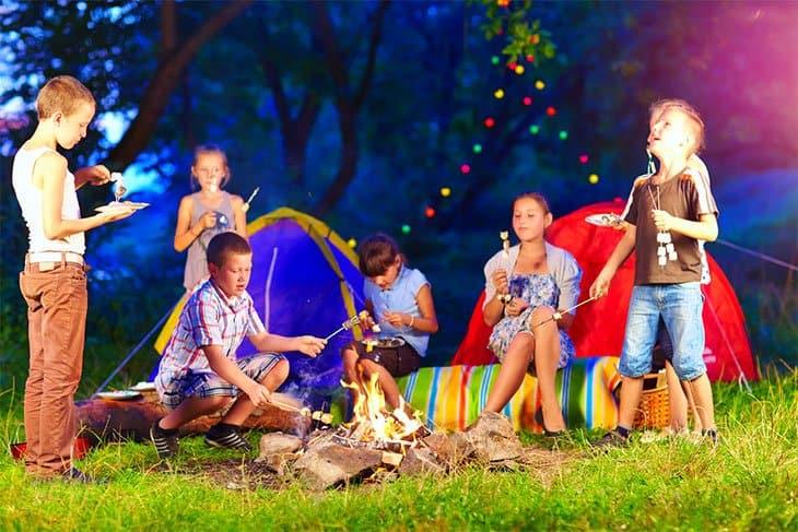 Make Camping With a Preschooler