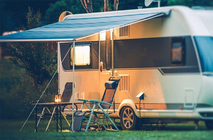 8 Tips On RV Camping During The Rainy Season