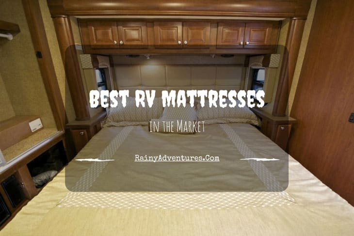 An In Depth Review Of The Best Rv Mattresses Market