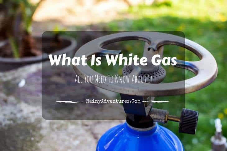 What Is White Gas