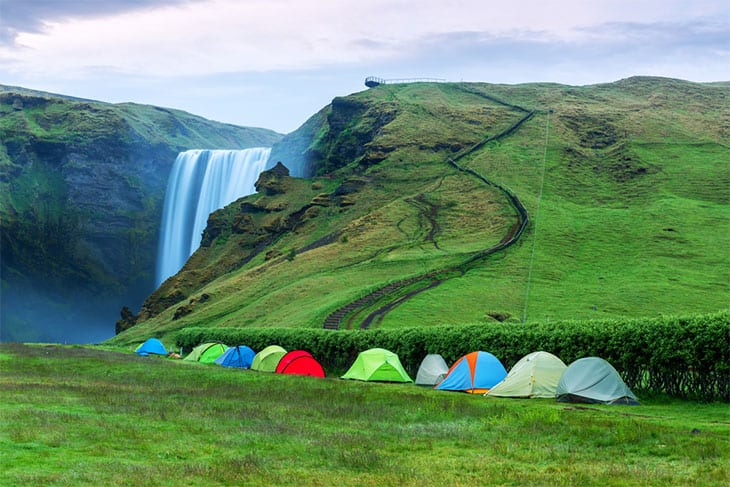 5 Things You Need To Repair When Going Camping In Iceland