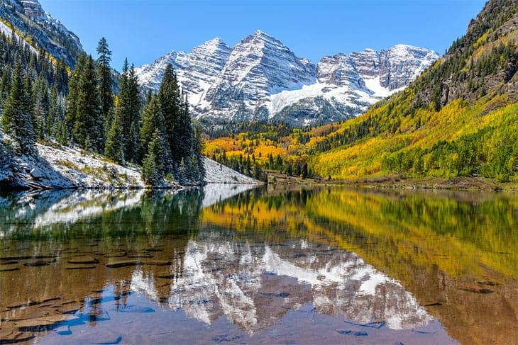 Best Places to Camp in Colorado