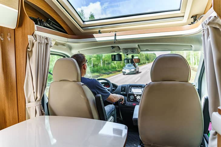 Driving A Motorhome/RV​