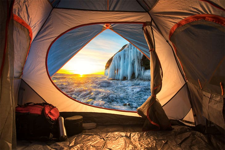 Repair Any Leaks In Your Tent​