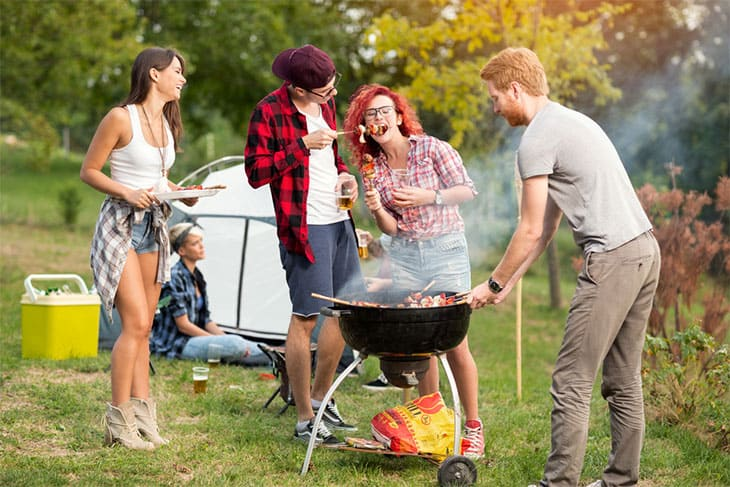 4 Tips when Choosing a Portable Camping Grill