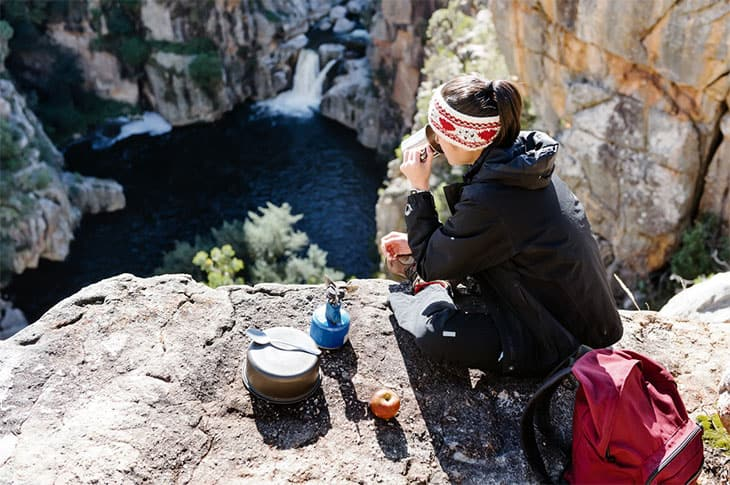 Food And Water​ - Hiking