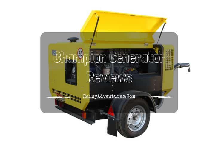 Champion Generator Reviews