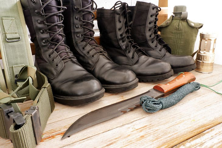 How to Wear a Boot Knife: Survival Basics 101