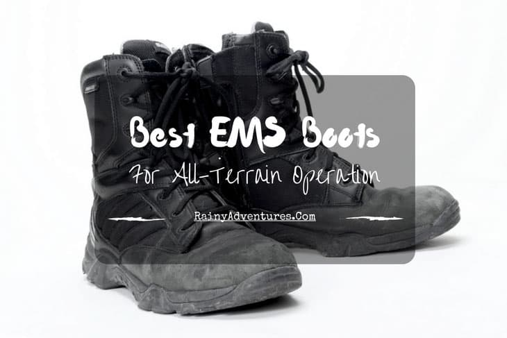 Best EMS Boots