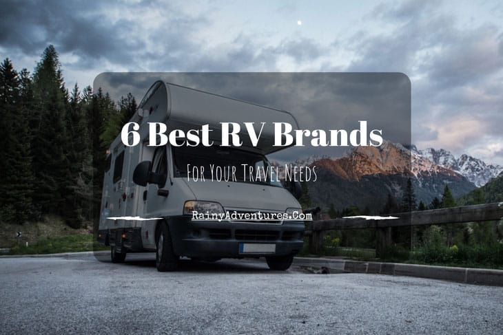 RV Manufacturers: 6 Best RV Brands