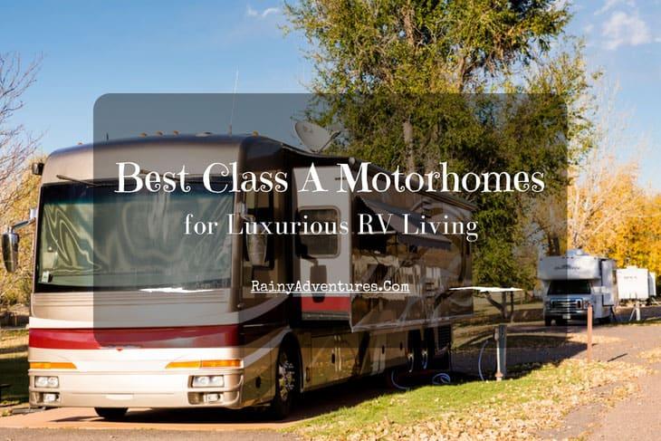 best class a motorhome