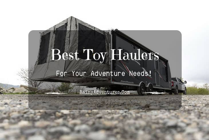 best toy hauler