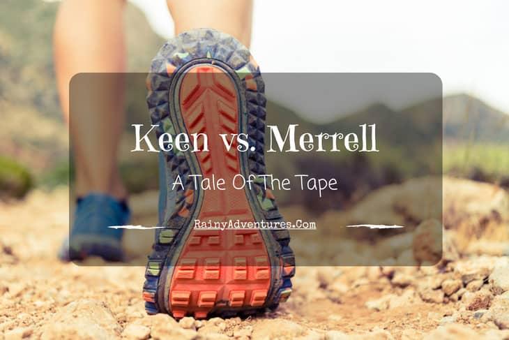 keen vs merrell