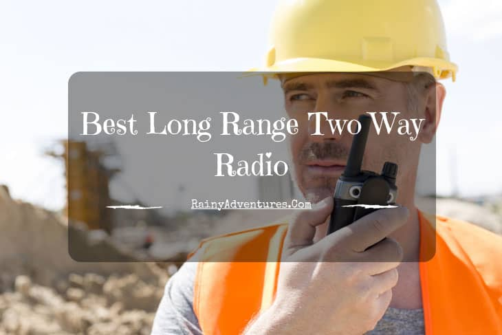 best long range two way radios