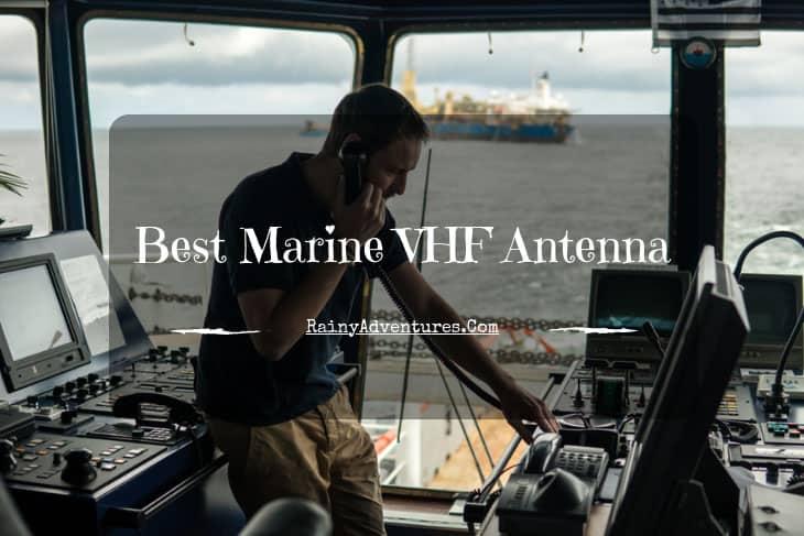 Best Marine VHF Antenna
