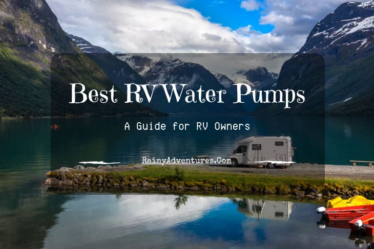 Best RV Water Pump