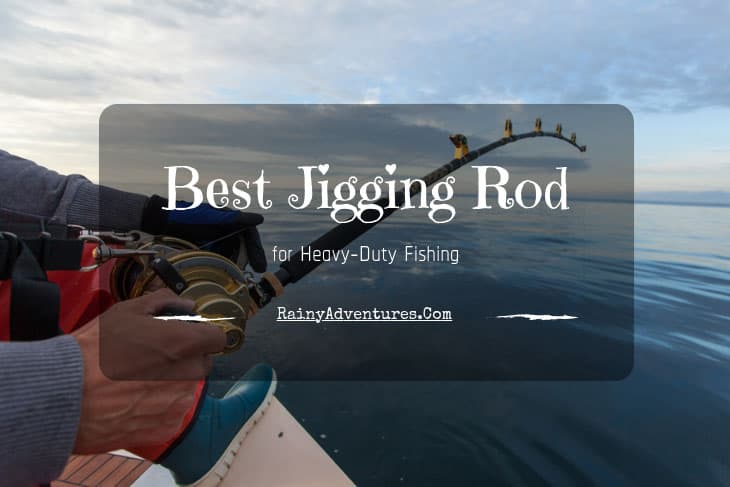 Best Jigging Rod