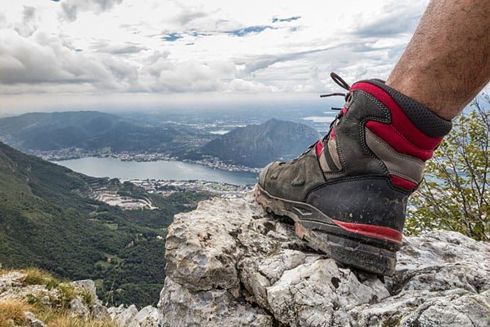 Choosing the Best Hiking Boots for Wide Feet