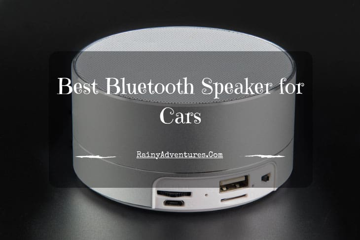 best bluetooth speaker for car