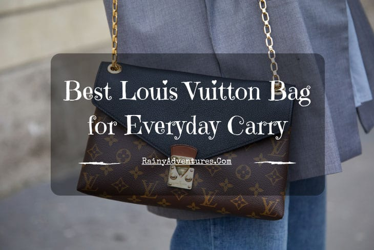 best louis vuitton bag for everyday use