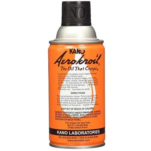 Kano Aerokroil Penetrating Oil