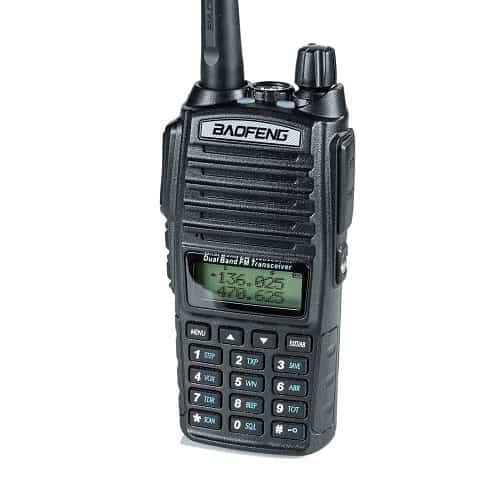 BaoFeng UV-82HP High Power Dual Band Radio Review