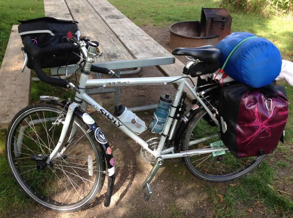 Bike Campings