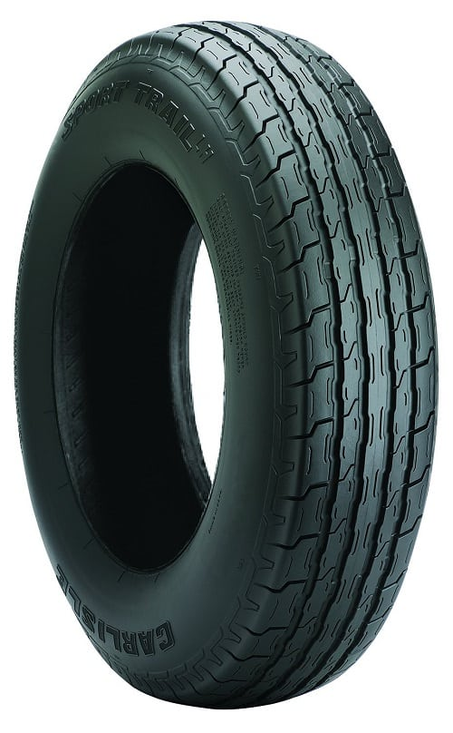 Carlisle Sport Trail LH Bias Trailer Tire Review