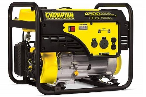 Champion 100412 Generator
