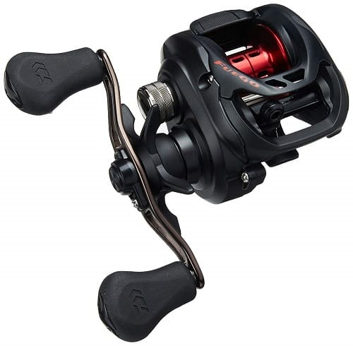 Daiwa Fuego CT Baitcast Fishing Reels Review