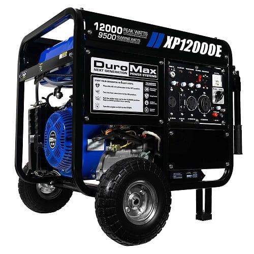 DuroMax New XP12000E