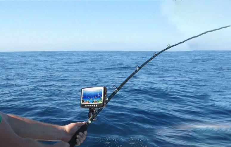 Using Fishing Camera
