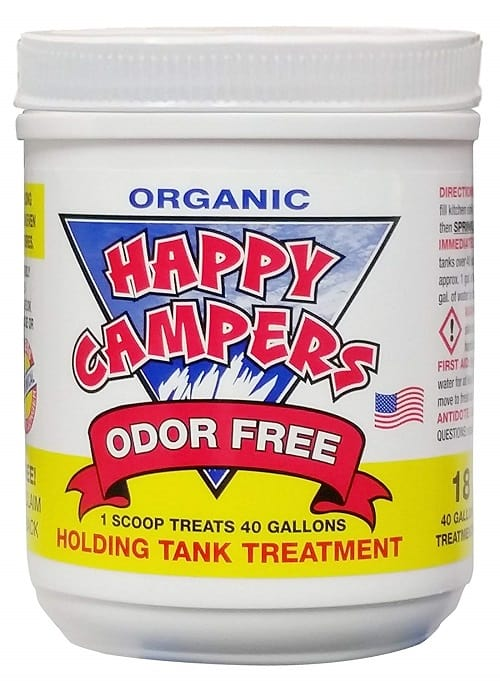 Happy Campers Organic