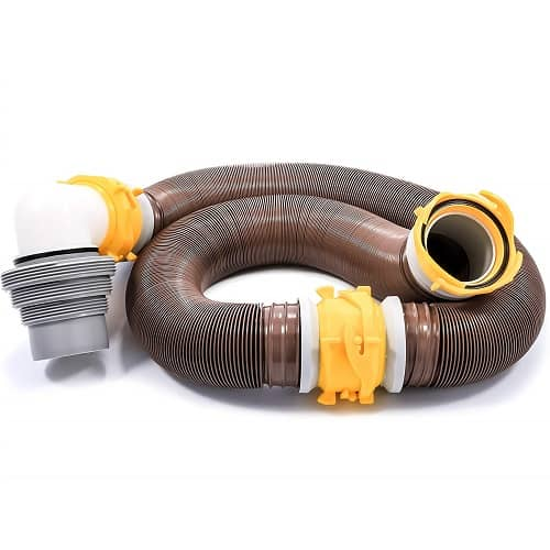 Camco 39625 Revolution Swivel Sewer Hose Kit