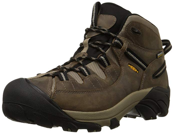 KEEN Mens Targhee II Mid Waterproof Hiking Boot Review