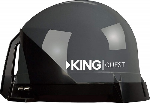 KING VQ4100 Quest Portable-Roof Mountable Satellite Review