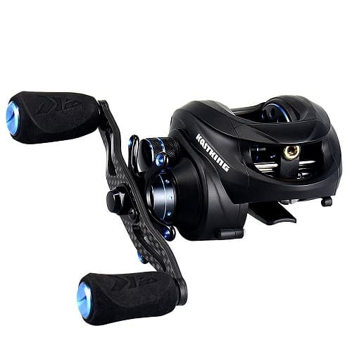 KastKing New Assassin Carbon Baitcasting Reel Review